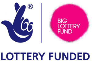 Big Lottery logo (funders of Into the Light)