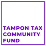 Tampon Tax Community Fund logo