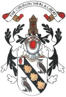 Ian Mactaggart Trust coat of arms